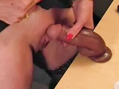 Granny, Mature masturbation, Mature amateur, Perverted, Huge clit, Mature masturbating