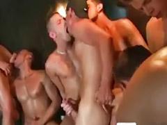 Sauna, Skinny anal, Sauna gay, Big cock anal, Skinny big tits, Anal group