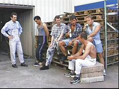 Bea dumas, Gangbang mature, Beas, V factory, Mature gangbanged, Gangbang in