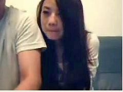 Chinese, Webcam, Webcam couple