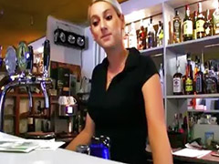 Busty ten, Lenka p, Busty couple, Bartenders, Bones, Bone