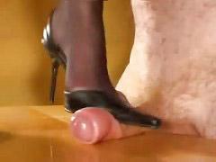 Heels, Trampling, High heels, High heel, Štrample, Tramples