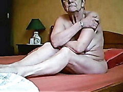 Granny, Granny anal, Anal