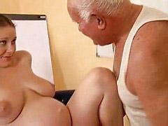 Pregnant, Grandpa