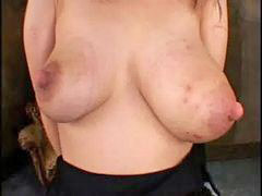 Huge tits, Bagged, Punch, Punched, Useful, Tittys