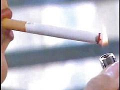 โมก, สูบบุหรี่, แอบดูดบุหรี่