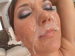 Facial, Cumshot, Facials