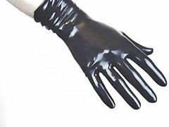 Latex, Gloves, Pants, Tight pants, Tight pants, Latex gloves