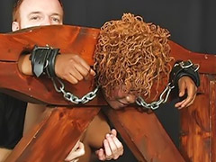 Bondage, Interracial