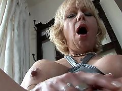 Milf british, British milfs, British matures, British mature masturbating, British masturbation, Bondáž