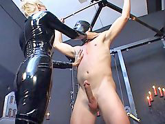 Latex, Torture, Catsuit, Tortured, Catsuite, Slave torture