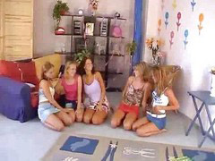 Orgy girls, Five girl, Five v, Girl orgie, Girls orgie