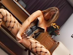 Pantyhose, High heels