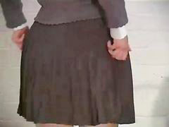 Schoolgirl, Punish, Men men, Punished, Punishement, Schoolgirl punish