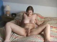 Muff, Milf on milf, On bed, Rub rub rub, Rubbing, Rub