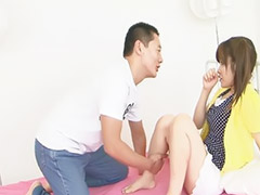 Nailed asians, Asian anal