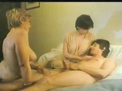 Threesome, French, Classic
