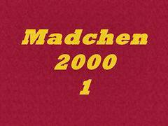 Vintage, Madchen, N15, 2000, 000, 200