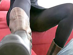 Socked, Footjob sock, Sock footjob, Sockings, With socks, Sockes