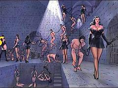 Slave, Mistress, Slave branding, Branding, Ress, Slaving