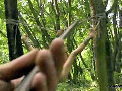 Whip, Whipping, Whipping outdoors, Whipping brutal, Whip outdoor, Lola e