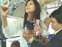 일본ㅂ 버스, 상위, 버스정류장, 멈춰라멈추, 관람, 미친