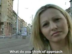 Czech, Public, Cash, Street, Czech street
