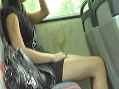 La la la bus