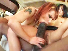 Monster cock, Anal, Monster, Black