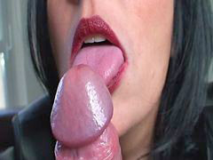 Blowjob, Lipstick blowjob, Slow blowjob, Ipst, Blowjobe, Blowjob slow