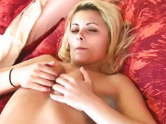 Anita blond, Masturbates bed, Anita blonde, Teen solo masturbation, Teen red, Teen girl masturbate
