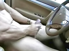 Car masturbation, Hot muscular, Gays in car, Car wank, Gay wank, Car gay