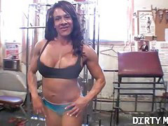 Workout, Work out, Latina sexy, Latina sexi, Sexy clit, Latina clit