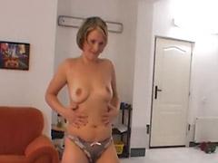 Chubby amateur, Lapdancer, Amateur lapdance, Chubby solo masturbation, Amateur tease, Czech girls