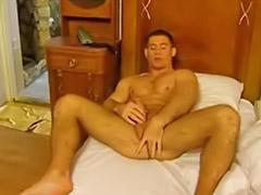 Jerkoff, Gay jerkoff, Solo gay cum, Solo cum shots, Solo cum, Hotel cum
