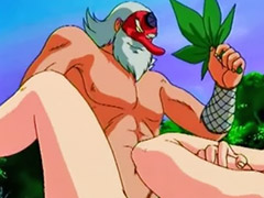 Hentai, Old guy, Riding cock, Old couple, Riding couple, Rides hot