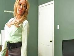 Naughty office, Blowjobs office, Big ass blonde, Sex office, Ass too, Tattooed blonde