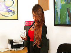 Office, Madison ivy