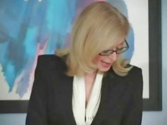 Pantyhose, Nina hartley, Nina