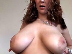 Mature masturbation, Milf, Big tits, Mature