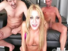 Big anal threesome, Gonzo, Double blowjob, Amy brooke, Threesome double penetration, Threesome big ass