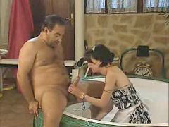 Old man, Maid, Man fuck man, Maid플레쉬, Maid s, Maid old man