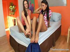 Feet, Lesbian feet, Toes, Cuties, Cutie, Öother