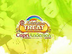 Anderson, Capri anderson, Capri, Soloň, Capry anderson, 日本solo