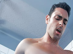 Jeremy, Shower solo, Males solos, Male shower, Jeremie, Remy