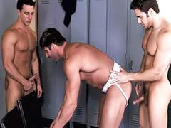 Sexo en grupo gay