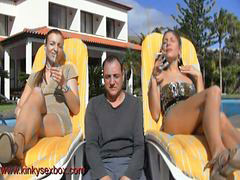 Slave, Thei, Milie, Humiliate, X women, Two slave