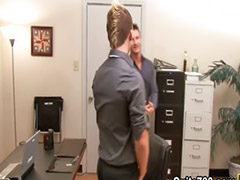 Naughty office, Blowjobs office, Gay blowjobs, Office anal, Gay work, Sex office