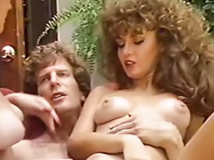Vintage, Vintage big tits, Stocking cum, Hairy vagina, Vintage cum shot, Vintage hairy
