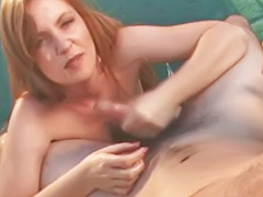 Handjob asian, Asian handjob, Outdoor handjob, Freckle, Redheads masturbate, Redhead outdoors